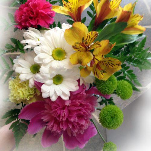Faites votre bouquet