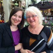 Photo-Marianne et Suzanne