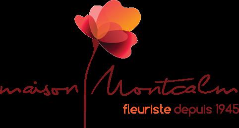 logo maison montcalm fleuriste